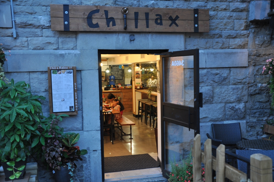 chillax-front-door.JPG